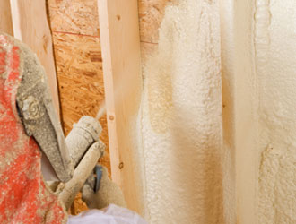foam insulation benefits for Iowa homes